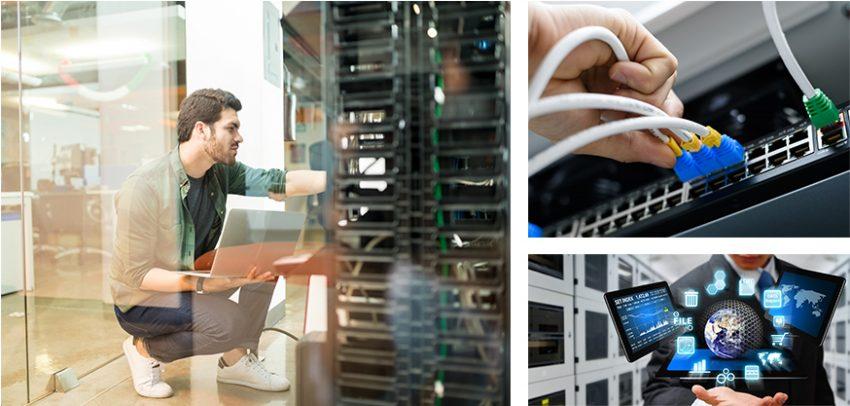 سرویس های قابل ارائه و خدمات فنی